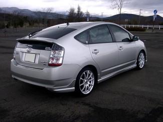 Prius-silver