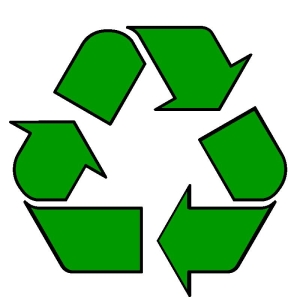 Recyclingsymbol